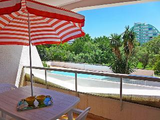 1 bedroom House with Shared Outdoor Pool in La Grande-Motte - La Grande-Motte vacation rentals