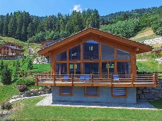5 bedroom Villa in La Tzoumaz, Valais, Switzerland : ref 2296566 - La Tzoumaz vacation rentals