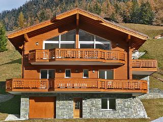Sunny 4 bedroom Villa in Leukerbad - Leukerbad vacation rentals