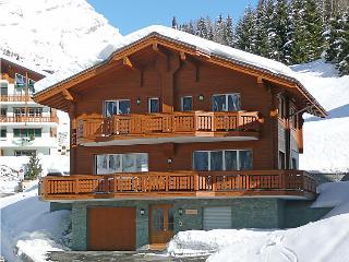 4 bedroom Villa in Leukerbad, Valais, Switzerland : ref 2297540 - Leukerbad vacation rentals