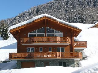 4 bedroom Villa in Leukerbad, Valais, Switzerland : ref 2297541 - Leukerbad vacation rentals