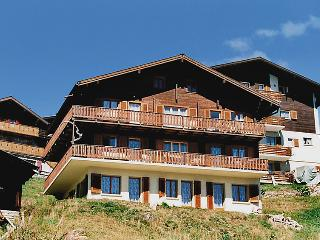 2 bedroom Apartment in Bettmeralp, Valais, Switzerland : ref 2297707 - Bettmeralp vacation rentals