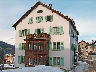 2 bedroom Apartment in Pontresina, Engadine, Switzerland : ref 2298393 - Pontresina vacation rentals