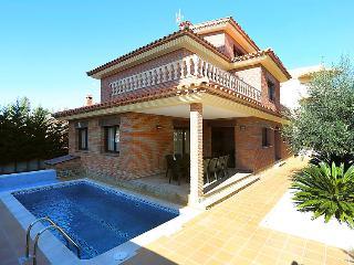 6 bedroom Villa in Salou, Costa Daurada, Spain : ref 2161447 - Salou vacation rentals