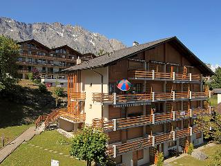 Nice House with Television and Balcony - Ovronnaz vacation rentals