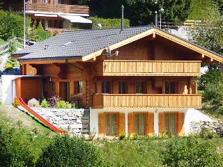 3 bedroom Villa in Ovronnaz, Valais, Switzerland : ref 2296561 - Ovronnaz vacation rentals