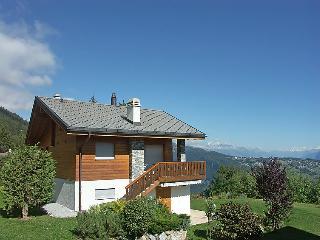 3 bedroom Villa in Anzere, Valais, Switzerland : ref 2296942 - Anzere vacation rentals