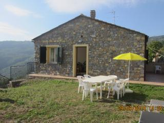 Lovely cottage 'Il Ciliegio': relax in the nature - Lucinasco vacation rentals