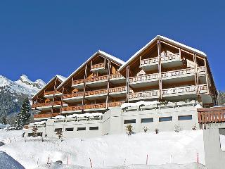 2 bedroom Apartment in Ovronnaz, Valais, Switzerland : ref 2296497 - Leytron vacation rentals