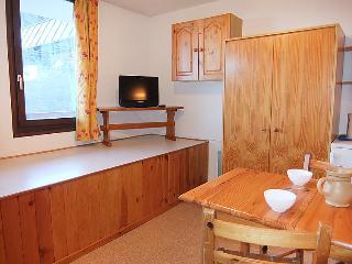 Romantic 1 bedroom Vacation Rental in Les Menuires - Les Menuires vacation rentals