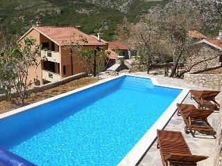 5 bedroom Villa in Krk Baska, Kvarner Islands, Croatia : ref 2216168 - Draga Bascanska vacation rentals