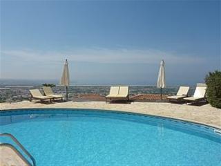Stunning 5 Bedroom Villa - Outstanding Sea Views - Peyia vacation rentals