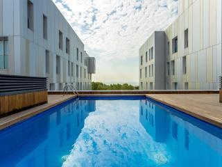 Rambla - 1 Bedroom Suite & Pool, 6th Floor - HOA 42155 - Barcelona vacation rentals