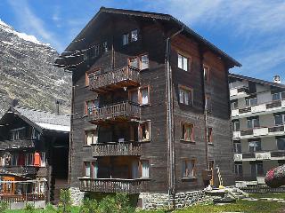 2 bedroom Apartment in Zermatt, Valais, Switzerland : ref 2241761 - Zermatt vacation rentals