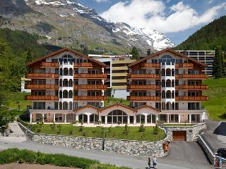 2 bedroom Apartment in Leukerbad, Valais, Switzerland : ref 2241774 - Leukerbad vacation rentals