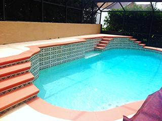 Weston Hills - 4 Bedroom Private Pool Home, Game Room - OSV 39874 - Clermont vacation rentals