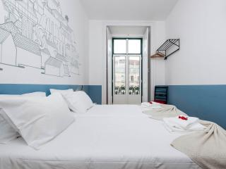 Twin / Double Bedroom in Lisbon centre - Lisbon vacation rentals