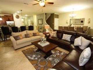 Beautiful 8 Bedroom 5 Bathroom Pool Home with Movie Theater. 1484MVD - Orlando vacation rentals