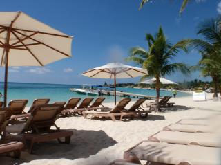 INFINITY BAY SPA & BEACH VILLA - **BEST LOCATION** - West Bay vacation rentals