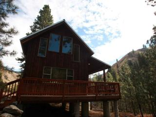 Rare new cabin on the Main Salmon River - Riggins vacation rentals