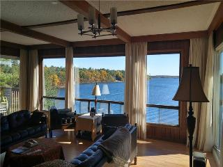 Solklint on Shawanaga Bay Commanding views - Pointe au Baril vacation rentals