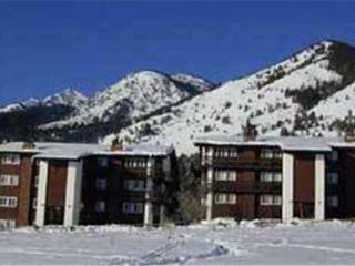 Gros Ventre  - 2BR Condo #B-6 - LLH 63276 - Teton Village vacation rentals