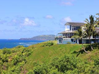 Best Oceanfront and Coastline view in Kauai!!! - Princeville vacation rentals