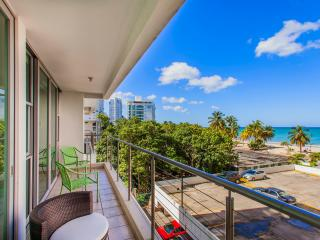 Modern 1 Bedroom Apartment Near Isla Verde Beach - San Juan vacation rentals