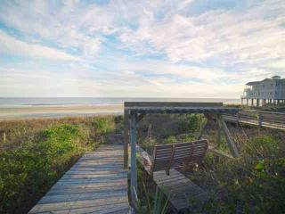 Folly Beach 2BR/2BA Oceanfront Home-BBQ Grill-Front Row to Sunrise on Private - Folly Beach vacation rentals