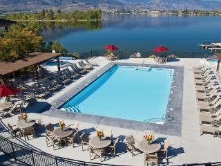 Osoyoos Walnut Beach 2 Bedroom Premium Gamay Condo - Osoyoos vacation rentals