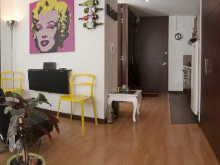 Balcony Studio in Central Location! - Bogota vacation rentals