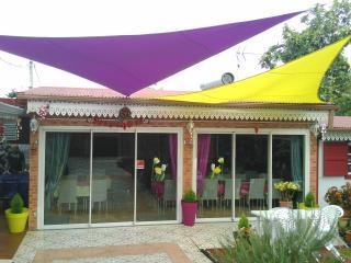 Romantic 1 bedroom Bed and Breakfast in Bras-Panon - Bras-Panon vacation rentals