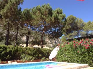 Spanish scenic mountain villa with private pool - Playa de Gandia vacation rentals