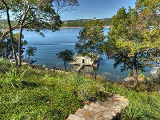 Eagles View Lookout on Lake Travis with Private Boat Dock and Swimming Area - Volente vacation rentals