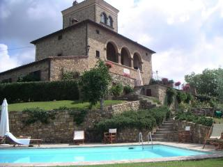 Charming 6 bedroom Villa in Radda in Chianti - Radda in Chianti vacation rentals