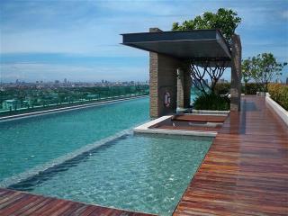1BR nice view near airport link - Bangkok vacation rentals