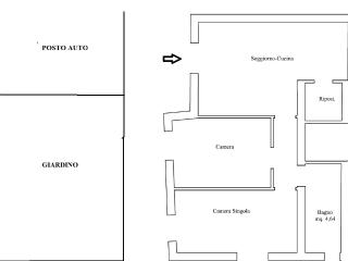 Garden - 350m sea -  great location - La Caletta vacation rentals