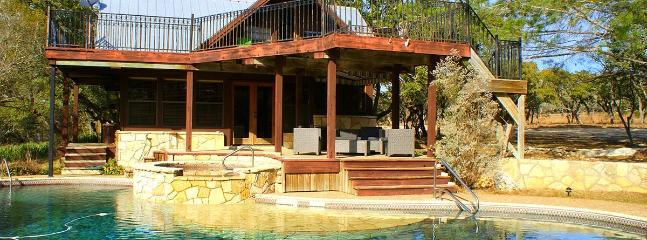 Ranch at Wimberley – Pool Lodge - Image 1 - Wimberley - rentals