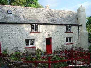 Cascade Cottage, Exford - Country cottage in Exford, Exmoor National Park, sleeps 6 - Exford vacation rentals