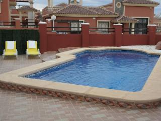 Villa Crispin , Detached villa with private pool - Algorfa vacation rentals