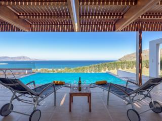 Luxury Villa Efippos with pool - Vlycha vacation rentals