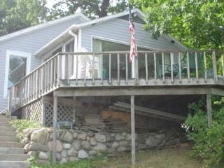 Beautiful view, Great swimming beach, pet friendly - Delton vacation rentals