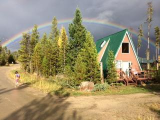Modern A Frame Mountain Cabin in Columbine Lake - Grand Lake vacation rentals