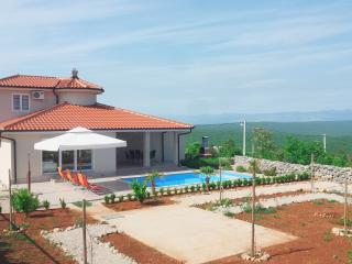 Villa Veglia Vrh, Island of Krk, Croatia - Krk vacation rentals