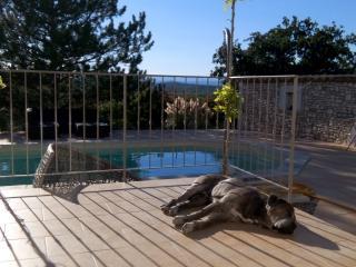 Cozy 3 bedroom Vezenobres Villa with Television - Vezenobres vacation rentals