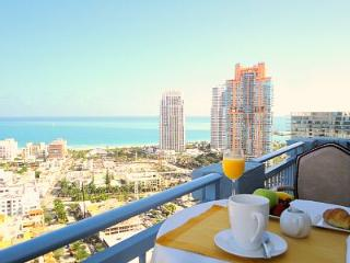 2 BR Yacht Club 31st floor. 1-2 WEEK MINIMUM!!! - Miami Beach vacation rentals