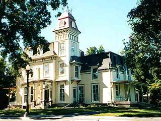 Enjoy living in a  1000 Islands Victorian Mansion - Gananoque vacation rentals