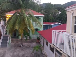 Charming courtyard in  historic district of Christ - Christiansted vacation rentals