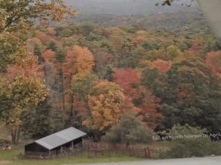 CRISMARS MOUNTAIN GETAWAY FALL CHANGES - Sapphire vacation rentals
