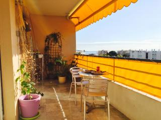 New listing! Apartment with sea view - Antibes vacation rentals